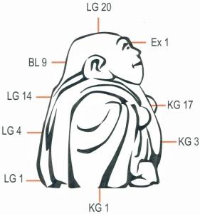 """Der """"Kleine Kreislauf"""" aus dem Qi Gong"""